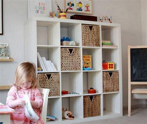 Dormitorio Muebles modernos: Estanterias ikea ninos