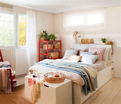 Dormitorios bonitos con muebles de Ikea