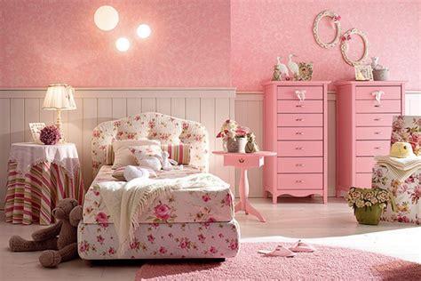 Dormitorios Color Rosa Para Niñas | Ideas para decorar ...