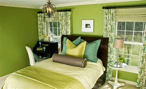 Dormitorios color verde lima   Ideas para decorar dormitorios