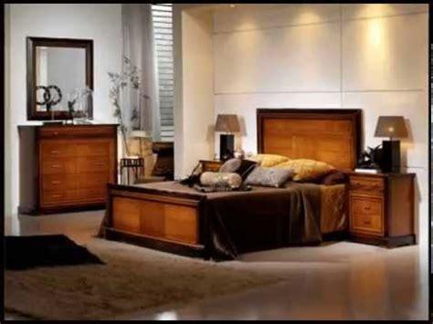 Dormitorios de matrimonio completos en madera con estilos ...