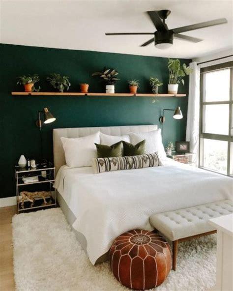 Dormitorios en Color Verde   Casa Web