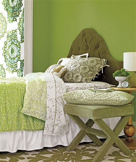 Dormitorios en color verde   Decoración de Interiores y ...