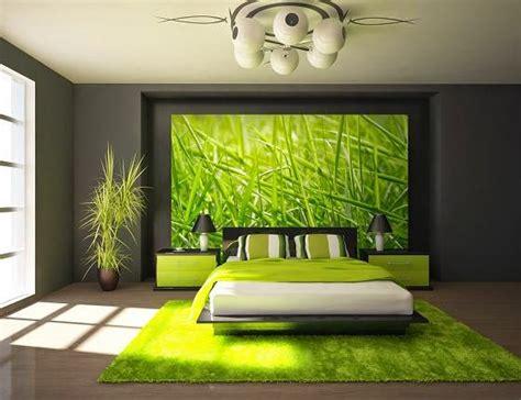 Dormitorios en verde y gris   Ideas para decorar dormitorios