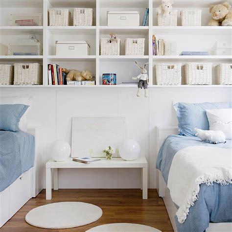 Dormitorios infantiles compatidos: ideas para una buena ...