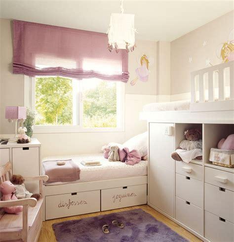 Dormitorios infantiles pequeños: sácales partido ...