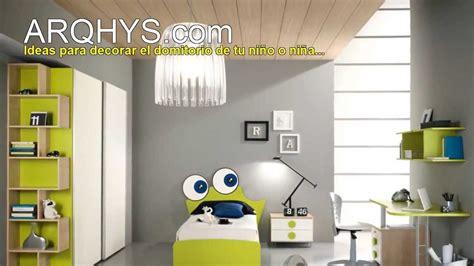 Dormitorios infantiles y juveniles para niños y niñas ...