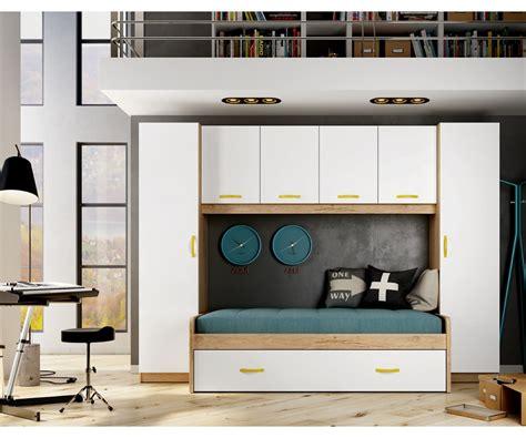 Dormitorios juveniles catalogo tuco 2019 2020 ...