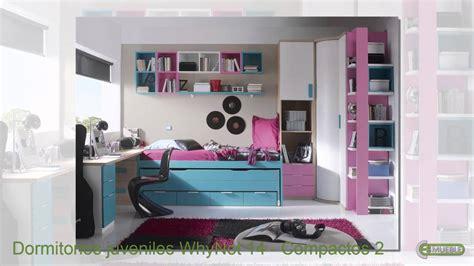 Dormitorios juveniles catálogo WhyNot 14 Compactos 2   YouTube
