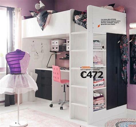 Dormitorios juveniles de IKEA: catálogo 2015