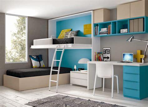 Dormitorios juveniles para dos hermanos | Dormitorios ...