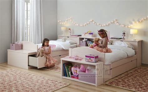 Dormitorios juveniles rosas