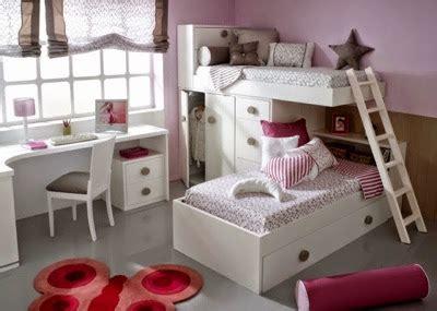 Dormitorios juveniles y habitaciones infantiles con dos camas