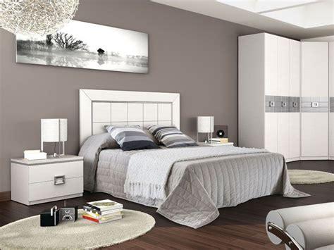 dormitorios matrimonio blanco y plata | inspiración de ...