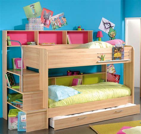 Dormitorios Modernos Con Literas para Niños | Literas para ...