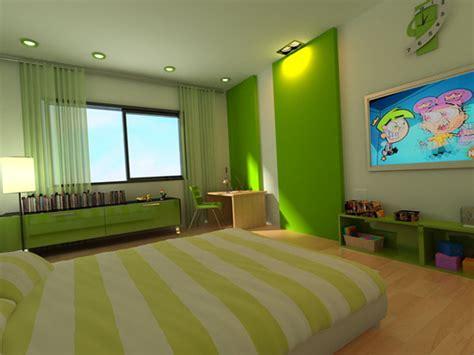 DORMITORIOS PARA NIÑOS COLOR VERDE | Dormitorios Con Estilo