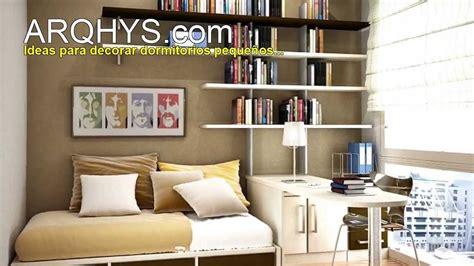 Dormitorios pequeños. Ideas para decorarlos. Colores ...