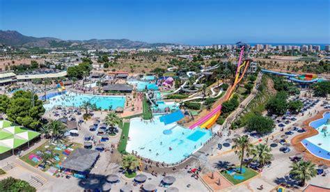 Dos de los mejores parques acuáticos de España son ...