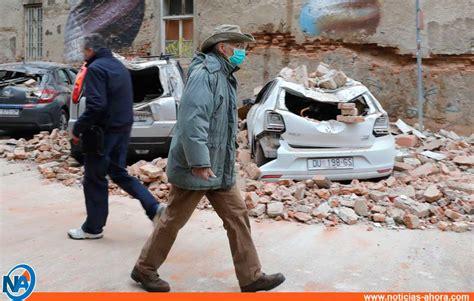 Dos temblores de magnitud 5.0 sacuden a Croacia