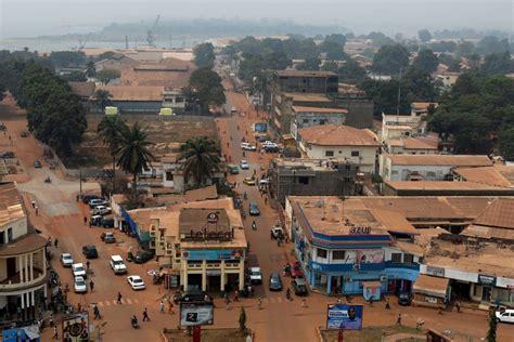 """Dos tercios de las ciudades de África en """"riesgo extremo ..."""