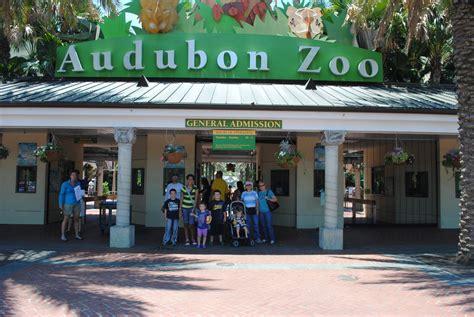 Douberly Family Happenings: The Audubon Zoo