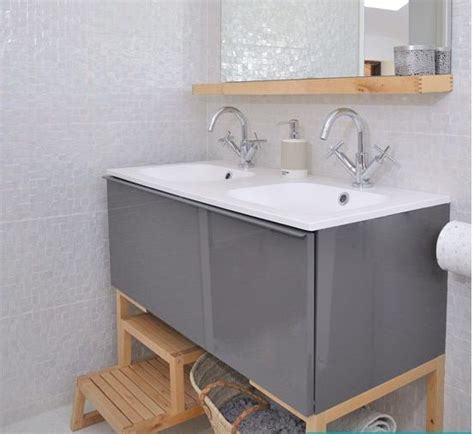 Double basin unit  Ikea?  | renovation | Pinterest ...