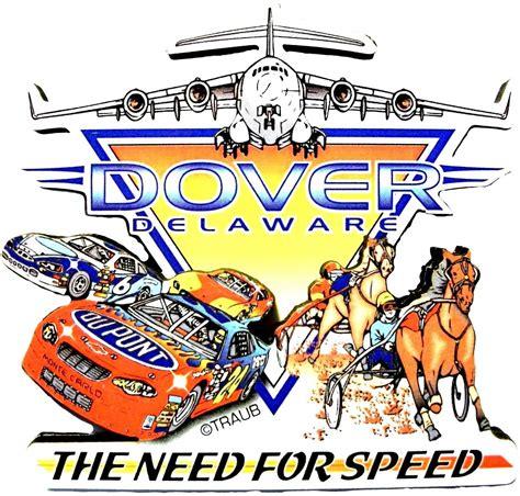 Dover Delaware The Need for Speed Artwood Fridge Magnet ...
