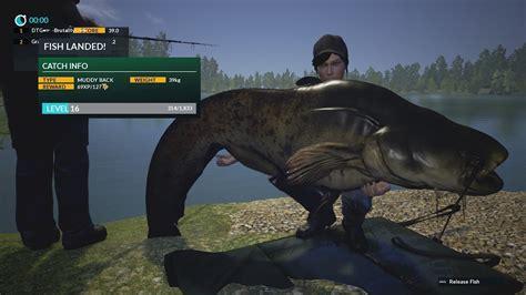 Dovetail Games Fishing Monster Catfish 42kg   YouTube