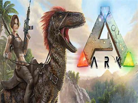 Download ARK Survival Evolved Game For PC Full Version