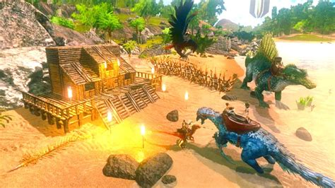Download ARK: Survival Evolved   PC survival game for Mobile