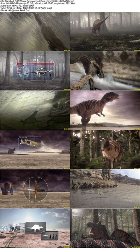Download BBC Planet Dinosaur Series 6 2011 1080p H264 AAC ...