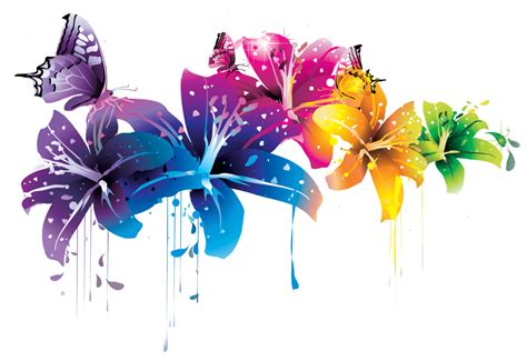 Download Colorful PNG File For Designing Projects   Free ...