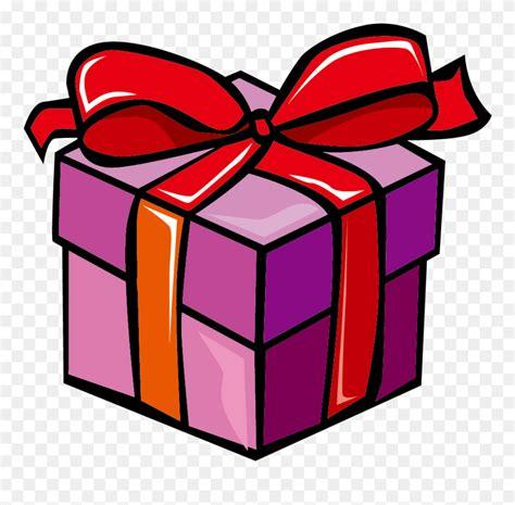 Download Drawing Present Cartoon   Cartoon Gift Box ...