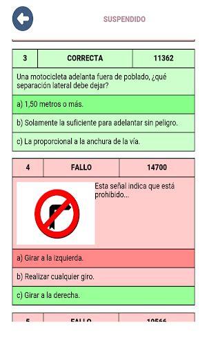Download Examen teórico coche carnet B conducir España DGT ...