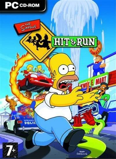 Download Game The Simpsons : Hit and Run ~ Rifaiy Share