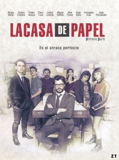 Download La Casa de Papel 1ª Temporada Completa  2017 ...