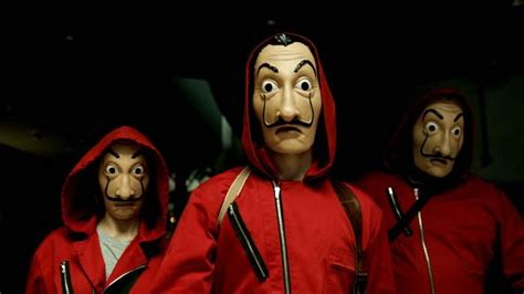 Download La casa de papel Season 3  2019  Torrent   FunTorrent