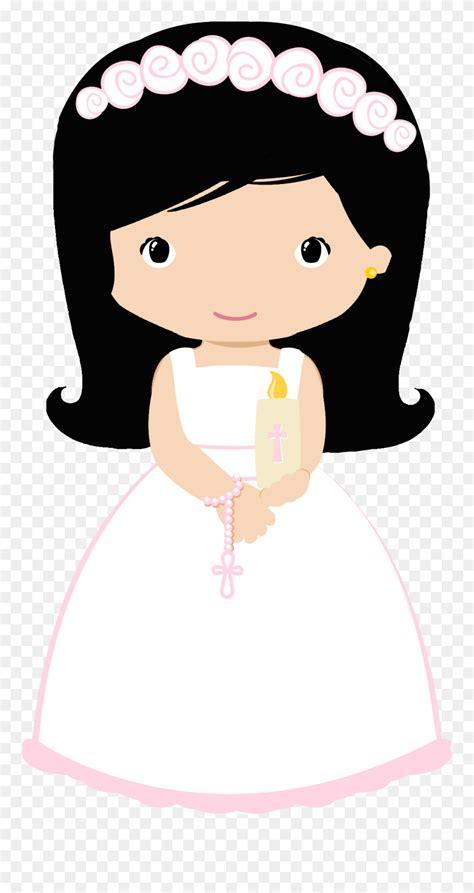Download Monitas De Primera Comunión Clipart  #3529713 ...