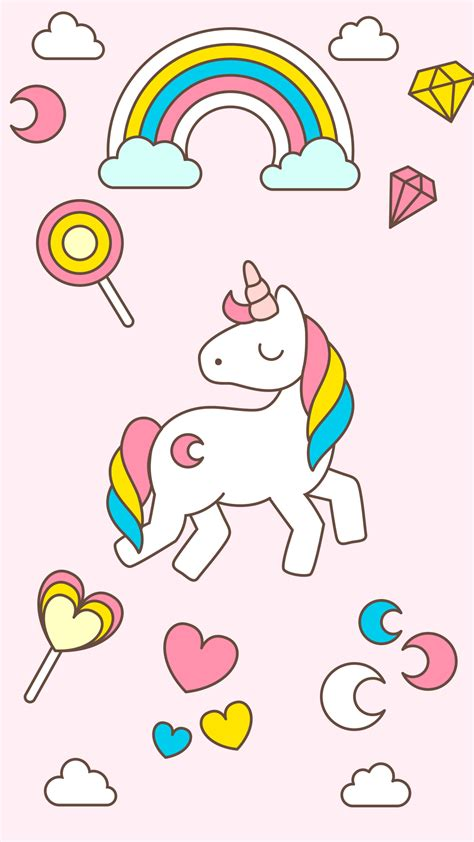 Download Our HD Cute Unicorn Wallpaper For Android Phones ...