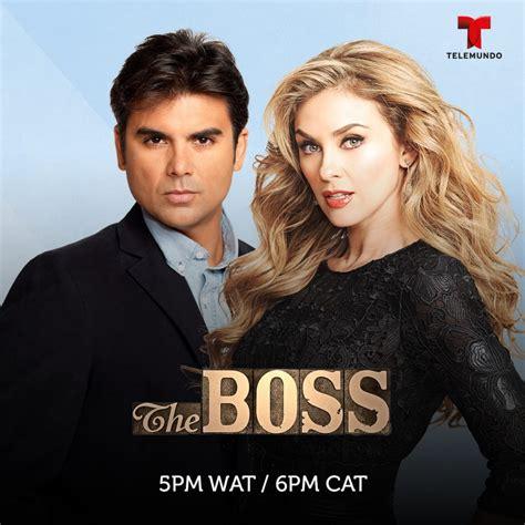 Download  The Boss  Telemundo series opening theme songs ...