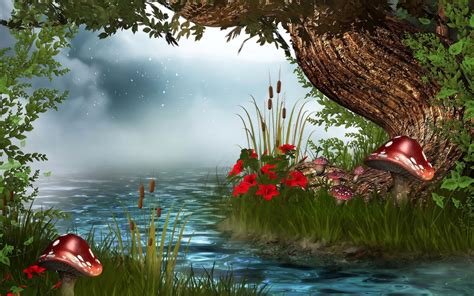 Download Wallpaper Nature 3D Download Pc Gallery