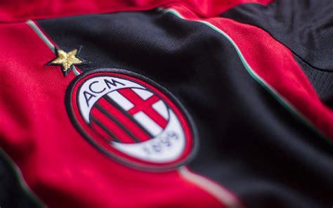 Download wallpapers AC Milan, 4k, Italian football club, T ...