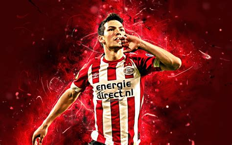 Download wallpapers Hirving Lozano, goal, mexican ...