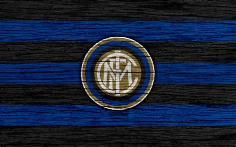 Download wallpapers Inter Milan, 4k, Serie A, logo, Italy ...