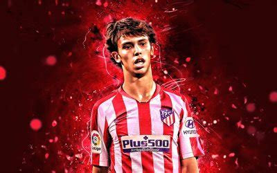 Download wallpapers Joao Felix, 2019, Atletico Madrid FC ...