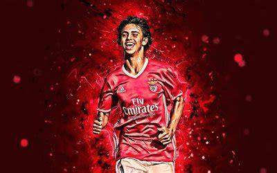 Download wallpapers Joao Felix, 4k, Benfica FC, Primeira ...