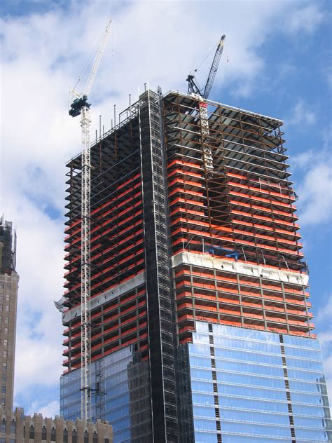 Downtown | 7 World Trade Center | 229m | 752ft | 52 fl ...