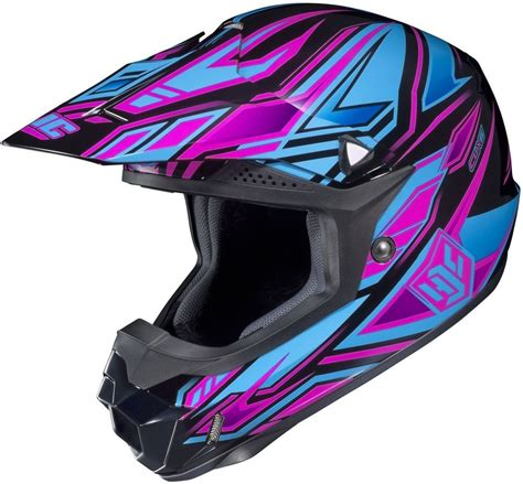 DP   HJC CL X6 Fulcrum Womens Motocross Helmets | Dirt ...