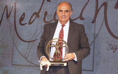 Dr. Antonio Zapatero Gaviria, Premio Medicina Siglo XXI en ...