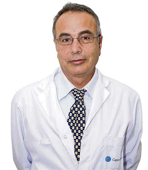 """Dr. Juan Francisco Sánchez Muñoz Torrero: """"El internista ..."""